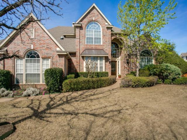 902 Dowling Court, Southlake, TX 76092 (MLS #13797101) :: The Holman Group