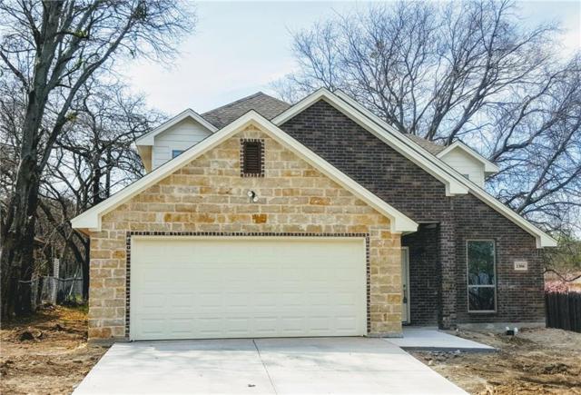 1306 Kimbrough Street, White Settlement, TX 76108 (MLS #13797187) :: NewHomePrograms.com LLC