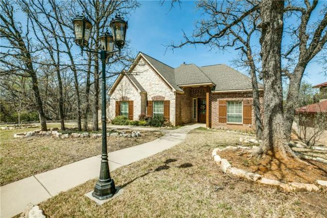 5815 Mountainwood Drive, Arlington, TX 76016 (MLS #13797197) :: The Holman Group