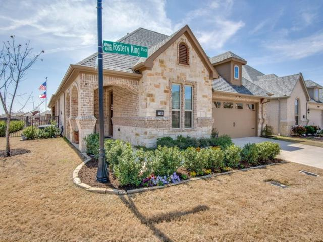 740 Fostery King Place #39, Keller, TX 76248 (MLS #13797212) :: The Holman Group