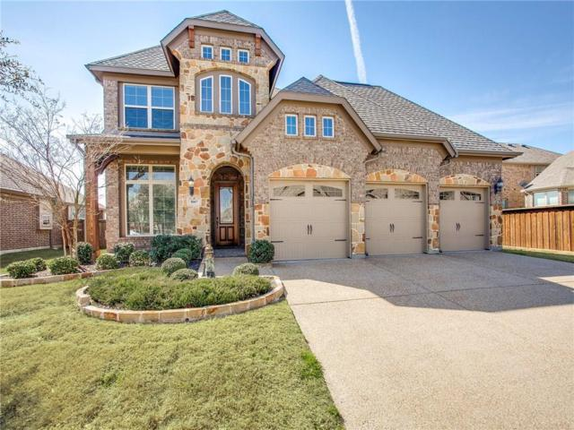 1007 Finsbury Lane, Forney, TX 75126 (MLS #13797240) :: Team Hodnett