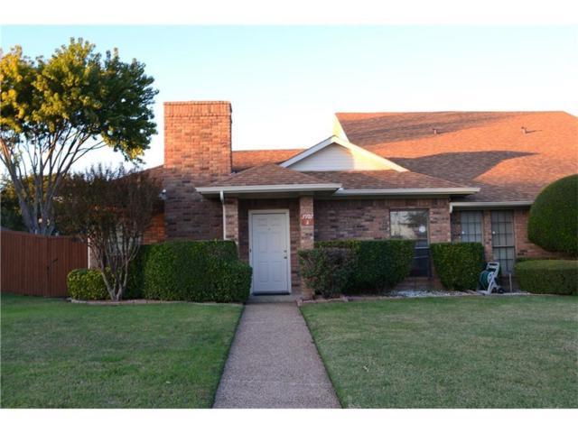 3907 Irvine Drive, Plano, TX 75075 (MLS #13797246) :: Team Tiller