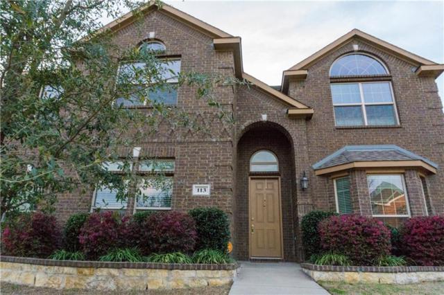 113 Rose Garden Way, Red Oak, TX 75154 (MLS #13797249) :: Pinnacle Realty Team