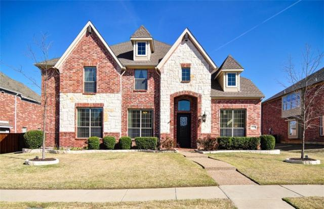 1568 Sandstone Drive, Frisco, TX 75034 (MLS #13797257) :: RE/MAX Town & Country