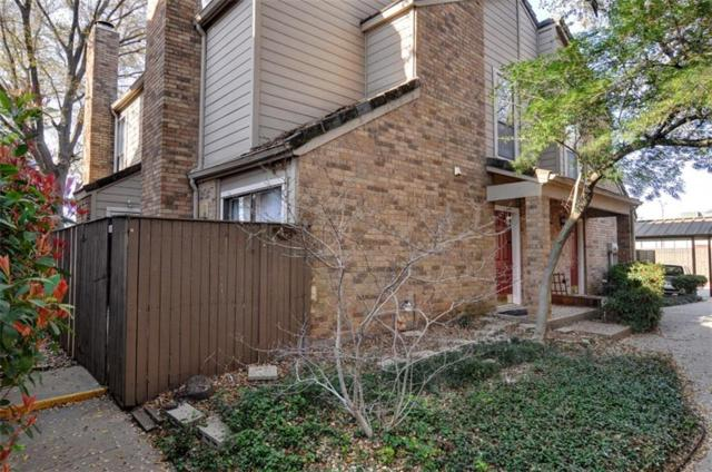 1111 Bert Drive B, Arlington, TX 76012 (MLS #13797266) :: The Marriott Group