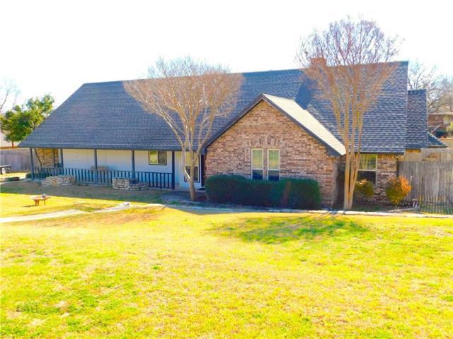 107 Royal Oak Drive, Aledo, TX 76008 (MLS #13797294) :: Team Hodnett