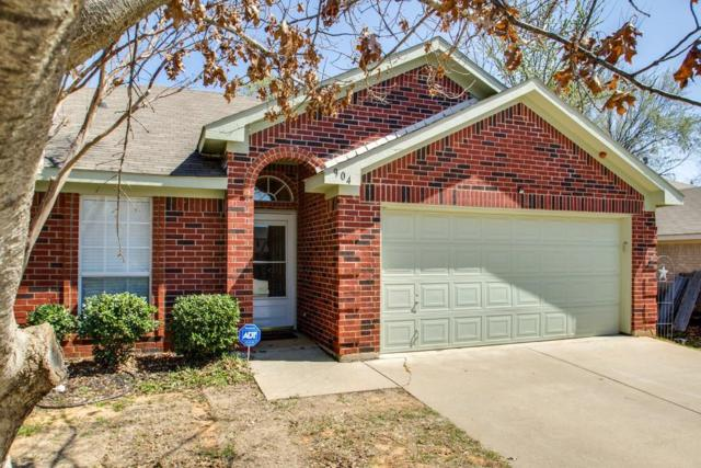904 Parkhill Drive, Mansfield, TX 76063 (MLS #13797302) :: Pinnacle Realty Team