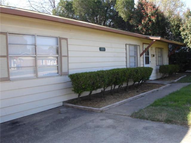 833 Camino Drive, Mesquite, TX 75149 (MLS #13797337) :: Team Hodnett