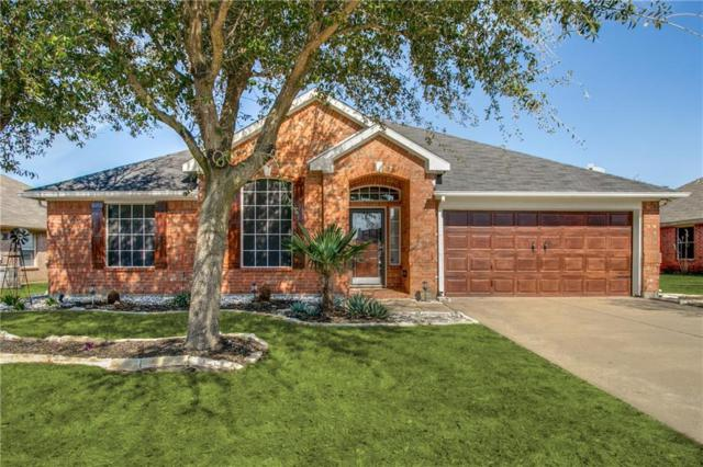 2414 Hillary Trail, Mansfield, TX 76063 (MLS #13797341) :: Pinnacle Realty Team