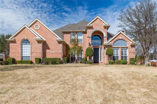 120 Stonewood Court, Southlake, TX 76092 (MLS #13797346) :: The Holman Group
