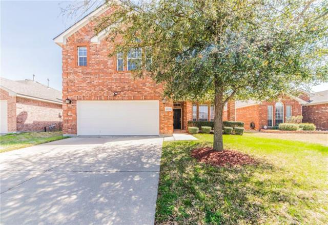 2816 Red Wolf Drive, Fort Worth, TX 76244 (MLS #13797356) :: Cassandra & Co.