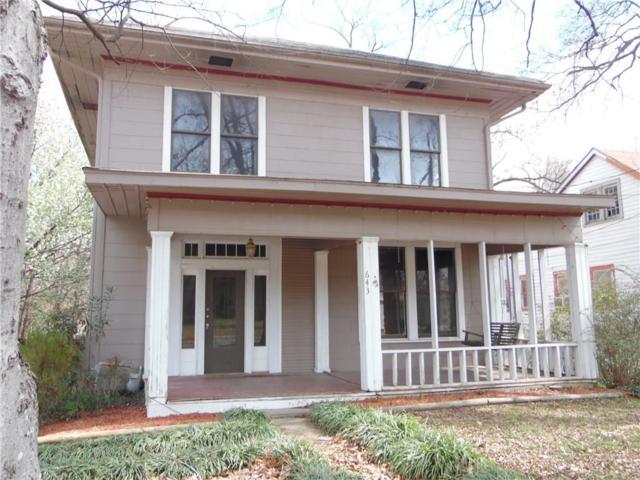 643 S Church Street, Paris, TX 75460 (MLS #13797375) :: Team Hodnett