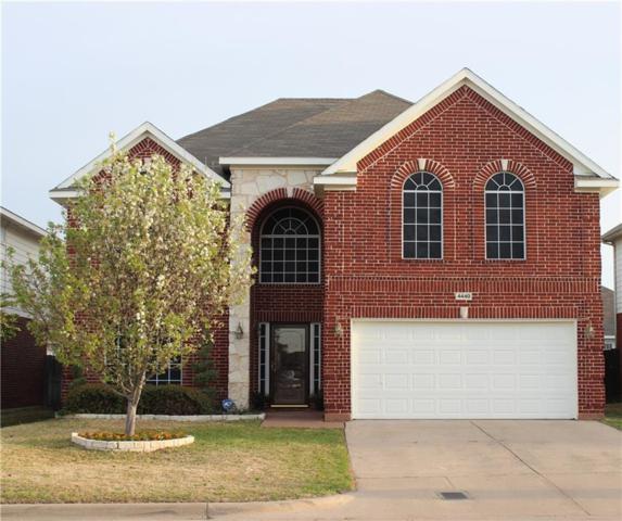 4440 Lodestone Lane, Fort Worth, TX 76123 (MLS #13797444) :: Team Hodnett