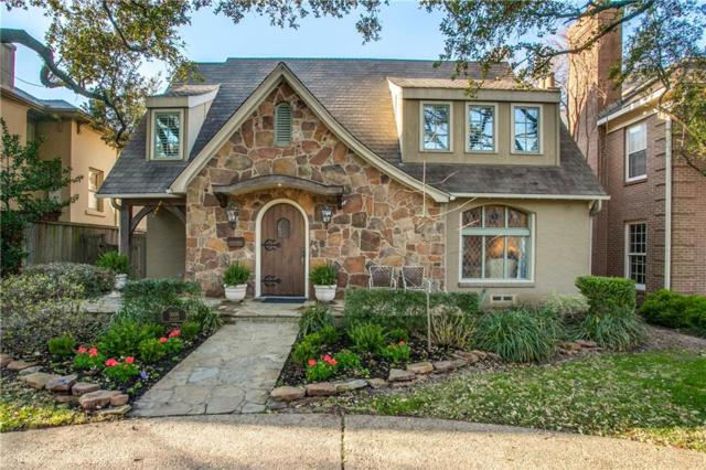 3609 Normandy Avenue, Highland Park, TX 75205 (MLS #13797455) :: Robbins Real Estate Group