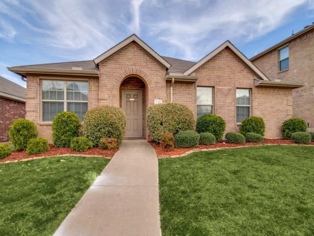 716 Canyon Place, Desoto, TX 75115 (MLS #13797483) :: Pinnacle Realty Team
