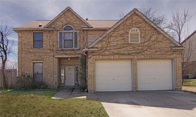 300 Meandering Way, Glenn Heights, TX 75154 (MLS #13797511) :: Team Hodnett