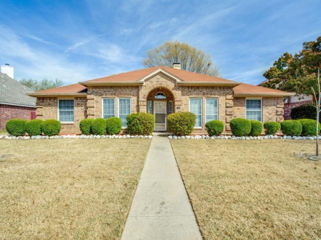 911 Ridgemont Drive, Allen, TX 75002 (MLS #13797519) :: Robbins Real Estate Group