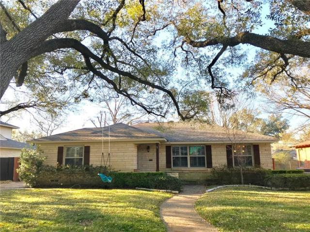 4174 Lively Lane, Dallas, TX 75220 (MLS #13797536) :: RE/MAX Town & Country