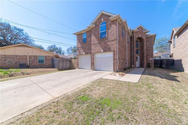 4222 Glen Garden Drive, Arlington, TX 76016 (MLS #13797544) :: The Mitchell Group