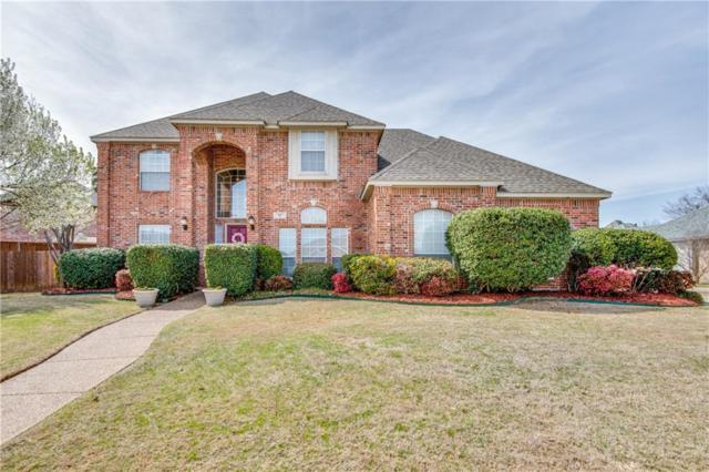 113 Panorama Court, Trophy Club, TX 76262 (MLS #13797568) :: The Marriott Group