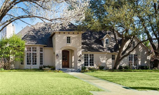 6607 Lupton Drive, Dallas, TX 75225 (MLS #13797682) :: Robbins Real Estate Group