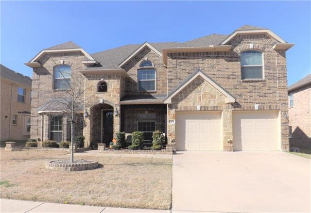 1411 Genesis Drive, Mansfield, TX 76063 (MLS #13797727) :: Pinnacle Realty Team