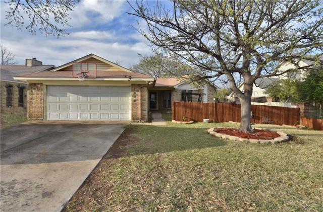 1024 W Hills Terrace, Saginaw, TX 76179 (MLS #13797737) :: The Marriott Group