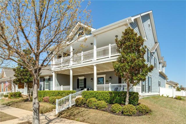 1025 Caudle Lane, Savannah, TX 76227 (MLS #13797748) :: Real Estate By Design