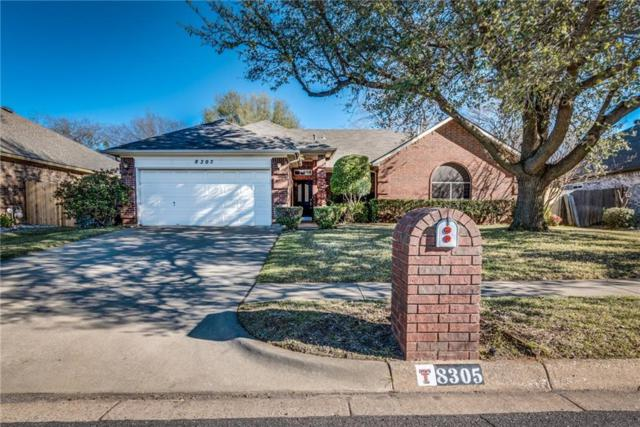 8305 Southgate Drive, North Richland Hills, TX 76182 (MLS #13797773) :: Robinson Clay