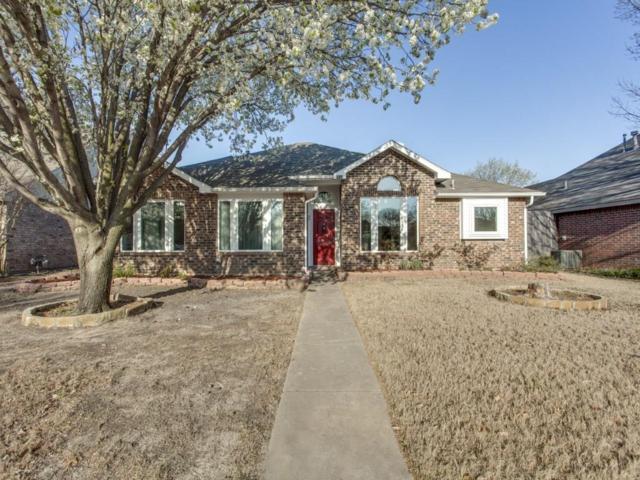 7029 Sample Drive, The Colony, TX 75056 (MLS #13797869) :: Pinnacle Realty Team