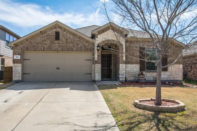 601 Wichita Trail, Mckinney, TX 75071 (MLS #13797878) :: Real Estate By Design
