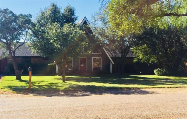 258 Tonkawa Trail, Buffalo Gap, TX 79508 (MLS #13797897) :: Team Hodnett