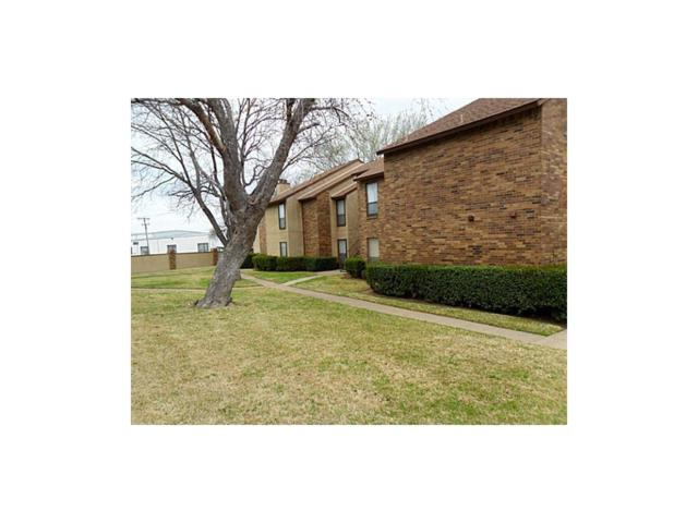 1908 Cloisters Drive #511, Arlington, TX 76011 (MLS #13797913) :: Kindle Realty