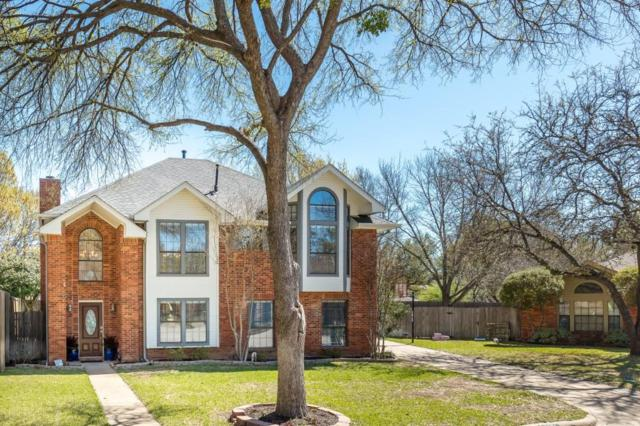 4151 Woodside Knoll, Grapevine, TX 76051 (MLS #13797956) :: The Mitchell Group