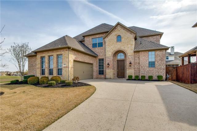 2800 Spring Hollow Court, Highland Village, TX 75077 (MLS #13797976) :: Real Estate By Design