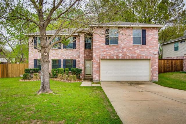 3808 Bluff Creek Lane, Mckinney, TX 75071 (MLS #13797979) :: Robbins Real Estate Group