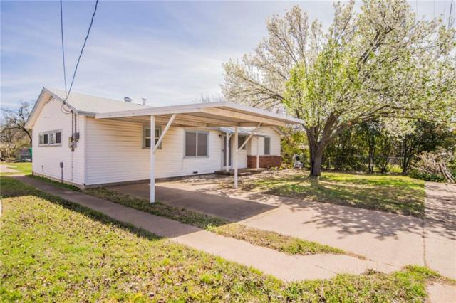 709 Charles Street, Weatherford, TX 76086 (MLS #13798007) :: Team Hodnett
