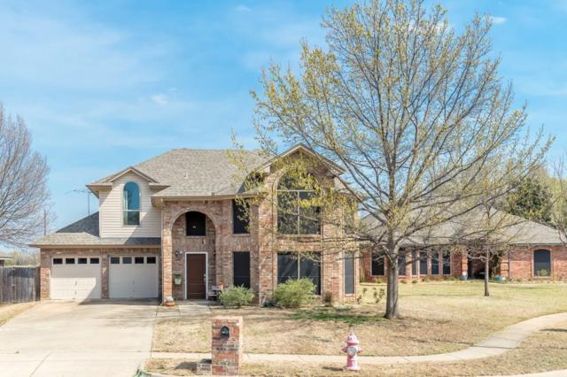 3016 Clairemont Lane, Euless, TX 76039 (MLS #13798064) :: The Mitchell Group