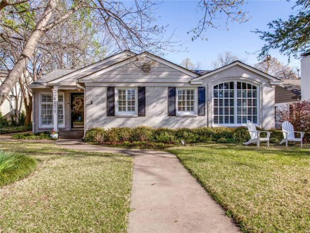 6271 Mccommas Boulevard, Dallas, TX 75214 (MLS #13798069) :: Robbins Real Estate Group
