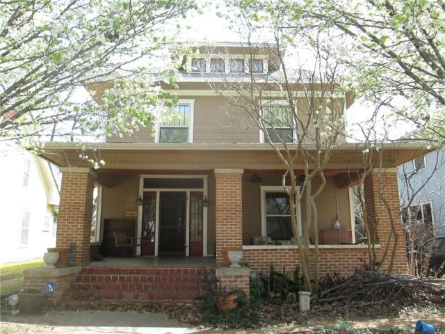 1721 Fairmount Avenue, Fort Worth, TX 76110 (MLS #13798101) :: The Real Estate Station