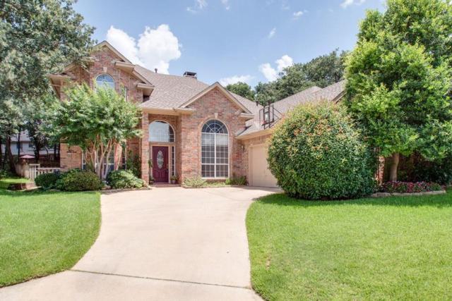 808 Woodside Court, Highland Village, TX 75077 (MLS #13798103) :: Team Hodnett