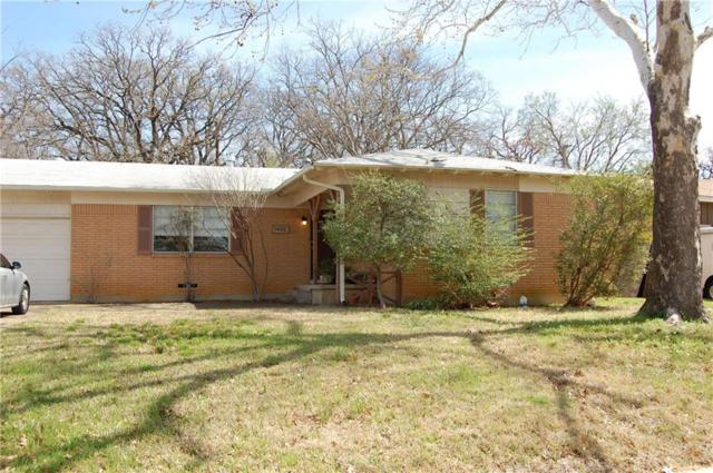 1405 Ravenwood Drive, Arlington, TX 76013 (MLS #13798135) :: Team Hodnett