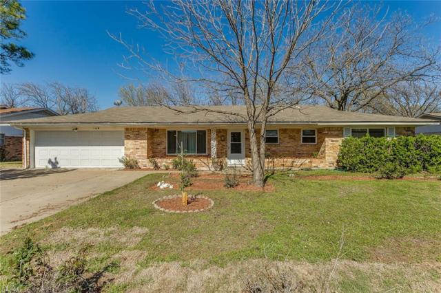 109 Dian Street, Burleson, TX 76028 (MLS #13798156) :: The Mitchell Group