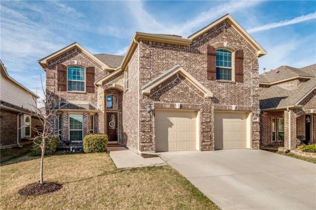 14209 Signal Hill Drive, Little Elm, TX 75068 (MLS #13798157) :: Team Hodnett