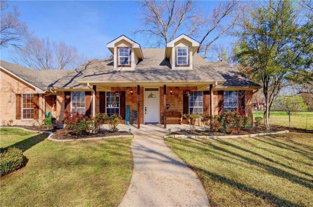 507 N Bois D Arc Street, Forney, TX 75126 (MLS #13798184) :: Team Hodnett