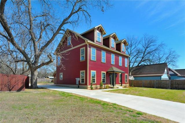 408 W Russell Street, Weatherford, TX 76086 (MLS #13798185) :: Team Hodnett