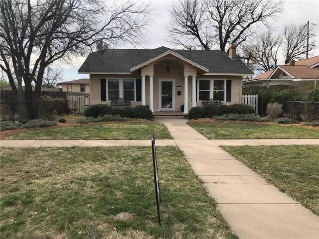 768 Mulberry Street, Abilene, TX 79601 (MLS #13798213) :: Team Hodnett