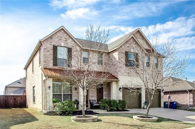 2624 Leisure Lane, Little Elm, TX 75068 (MLS #13798241) :: Real Estate By Design