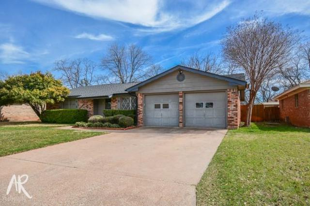 4061 Laurel Drive, Abilene, TX 79603 (MLS #13798271) :: Team Hodnett