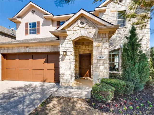 503 Serenade Lane, Euless, TX 76039 (MLS #13798285) :: Team Hodnett